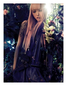 Fernanda Ly Is In Full Bloom For L'officiel Singapore Cover Story 3