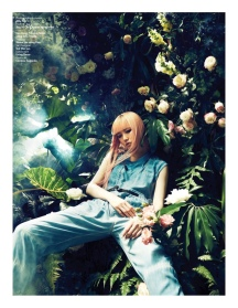 Fernanda Ly Is In Full Bloom For L'officiel Singapore Cover Story 4