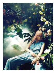 Fernanda Ly Is In Full Bloom For L'officiel Singapore Cover Story 5